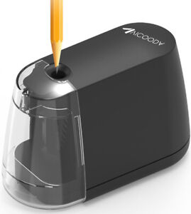 Electric Automatic Pencil Sharpener Battery Operated Office School Stationery Us