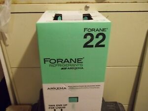 R 22 Best Deal R22 Virgin R 22 Refrigerant Sealed 30 Lbs Same Day Shipping