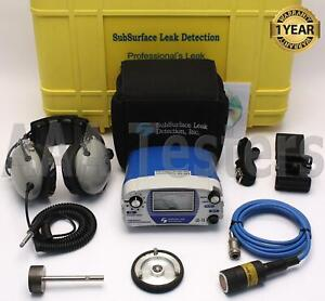 Subsurface Leak Detection Ld 15 Survey Water Detector Ld 15 Ld15