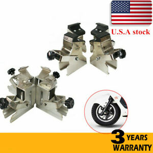 Motorcycle Wheel Rim Adapter For Tyre Tire Changer Clamp Jaw Remove Repair