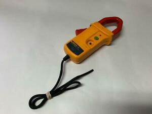 For Parts Sold As Is Fluke I410 Ac dc Current Clamp Multi Meter