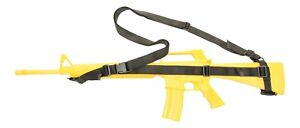Spec Ops Black Nylon 3 Point Style Combat Weapon Sling 101 new in package $24.95