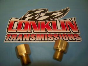 Gm Turbo 400 Th400 Oe Gm Cooler Fittings Original Gm Components Chevy Bpo