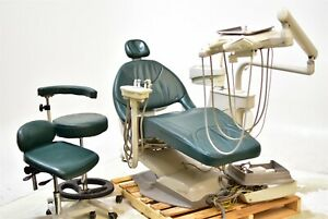 Midmark 153592 002 Dental Chair Operatory Package Doctor Assistant Stools