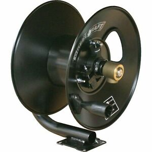 Reelcraft Pressure Washer Hose Reel 5000 Psi 3 8in X 50ft Capacity Ct6050hn