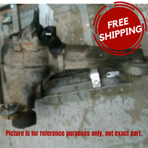 2005 10 Jeep Grand Cherokee Front Axle Differential Carrier 3 73 Ratio 00036360