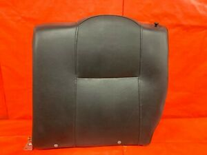 Acura Rsx Type S Driver Left Rear Upper Leather Seat Cushion Black Color Oem