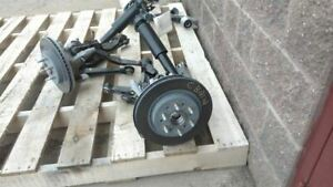 Blazer 2019 Independent Rear Suspension Assembly 2097686