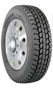 4 New Roadmaster By Cooper Rm253 245 70r19 5 H 16 Ply Drive Commercial Tires