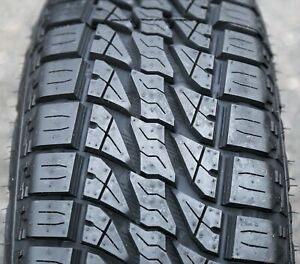 2 New Leao Lion Sport A T 265 70r16 112t At All Terrain Tires