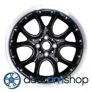 Mini Cooper Clubman 2007 2014 17 Oem Two Piece Wheel Rim Machined With Black