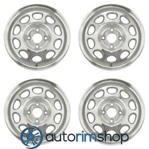 Ford Mustang Thunderbird 1985 1993 15 Factory Oem Wheels Rims Set