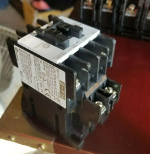 Shihlin Magnetic Contactor S p15 normally Open Coil 120v