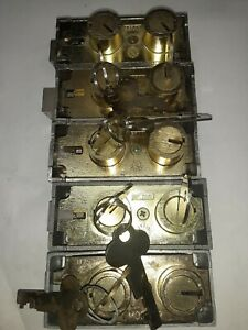 5 New Bullseye B5700 Safe Deposit Locks