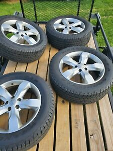 20 Jeep Grand Cherokee Wheels Oem 2012