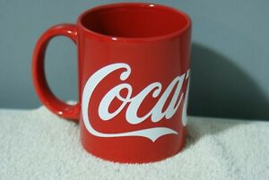 Set of 2 Coca Cola Mugs/ Cups