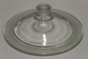 Laboratory 11 Od 8 Id Vacuum Heavy Duty Thick Wall Lid For Bell Jar Cover