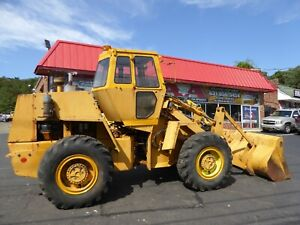1988 Case W20c Wheel Loader