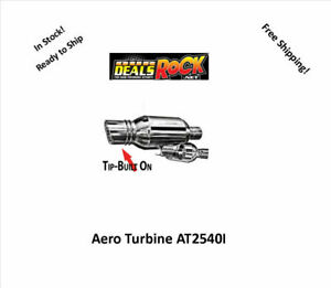 Aero Turbine Performance Exhaust 2 50 Muffler At2540i