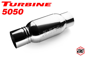 Aero Turbine Performance Exhaust 5 Muffler At5050