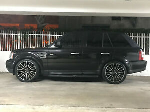 22 Wheels For Range Rover Sport Discovery Hse Supercharged