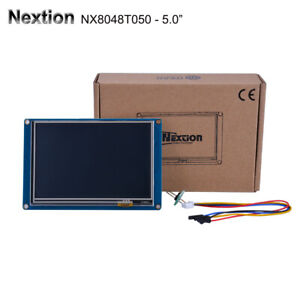 5 Nextion Usart Hmi Tft Lcd Display Touch Screen Module For Arduino Nx8048t050