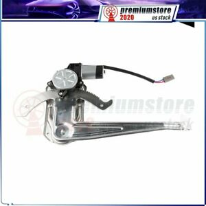 Power Window Regulator With Motor Front Right Fits 1993 2011 Ford Ranger