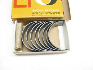 Metal Leve Bb 121 J 25mm Connecting Rod Bearings For Various 1960 1985 Vw H4