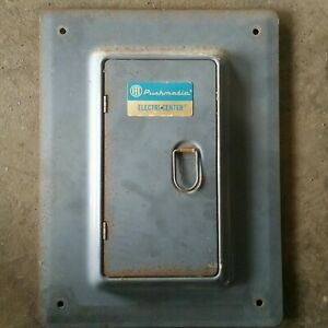 Pushmatic Siemens Ite 8 Space Circuit Breaker Panel Cover