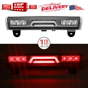 For 2000 2006 3d Led Third Tail Brake Light For Chevy Tahoe Suburban Gmc Yukon