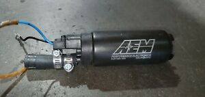 Use Aem 50 1000 Universal High Flow In Tank Fuel Pump 320l Civic Evo Integra Brz