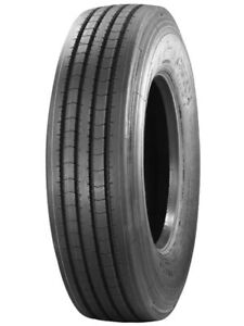 2 Westlake Cr960a 285 70r19 5 Load H 16 Ply Steer Commercial Tires