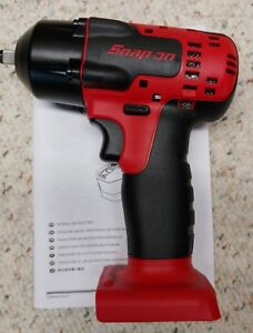 Snap On Ct8810 3 8 Drive 18 Volt Monsterlithium Ion Impact Wrench Tool Only New