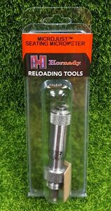Hornady Reloading Tools Microjust Seating Micrometer Seating Stem 044090 $49.99