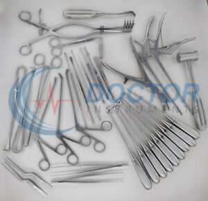 Laminectomy Set Of 35 Pieces Surgical Orthopedics Instruments 100 Best Quality