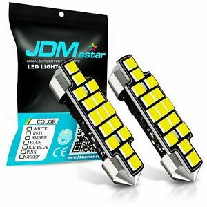 Dpower Led Ceiling Dome Light Bulbs For Chevy 42mm 578 212 2 6000k Xenon White