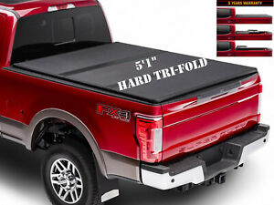 5ft Bed Cover Roll Up For 19 21 Ford Ranger