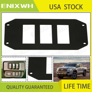 Switch Panel Compatible With 2016 2020 Toyota Tacoma