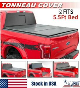 Roll Up Soft Tonneau Cover For 2004 2020 Ford F150 5 5ft 66in Short Bed Cover