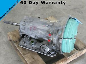 97 Corvette C5 4l60e Automatic Auto Transmission 4 Speed M30 4791