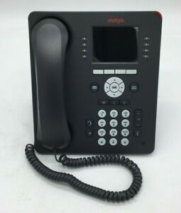 Avaya 9611g Ip Business Telephone Stand Handset 9611