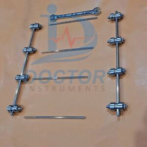 Surgical External Fixator Clamp 3 5 Mm Orthopedic Surgical Instruments Fine