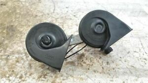 2005 Cadillac Cts Low High Tone Horn Set Oem 153786