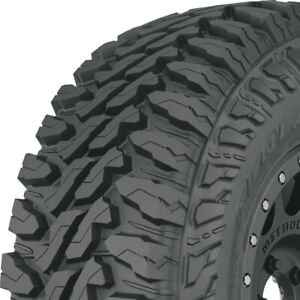 4 New 285 70r17 E 10 Ply Yokohama Geolandar Mt 285 70 17 Tires
