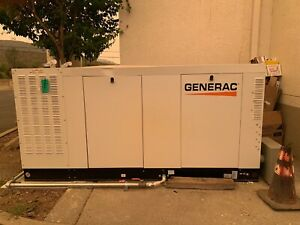Generac Commerical 100kw 120 240v 3 phase