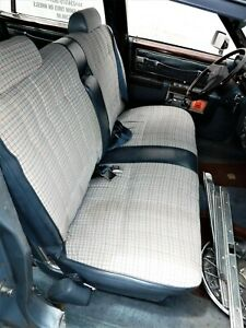 1977 Cadillac Deville Seats Front Rear Fits Rwd Cars Only Pick Up Only