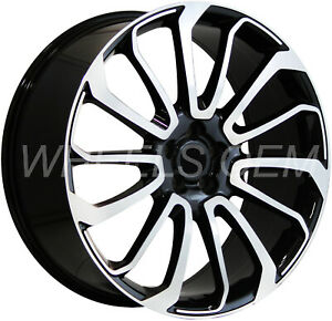 22 New Range Rover Autobiography Factory Edition Wheels Set Of 4