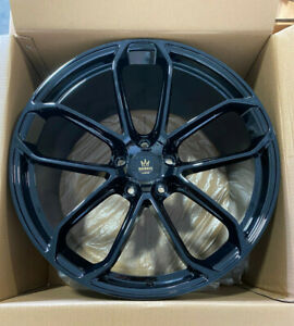 22 Forged Staggered Rims For Porsche Cayenne set Of 4