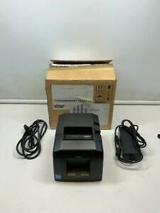 Star Tsp654iiwebprnt 24 Thermal Pos Printer Usb With Power Supply