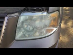 2003 Ford Expedition Xlt Popular Headlamp Assembly 16173861
